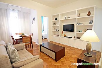 Best choice! Apartment in Posto 6, near of Copacabana and Ip