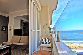 Luxury apartment in Copacabana